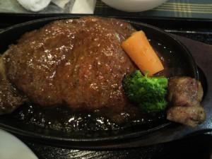 ステーキ那須牛
